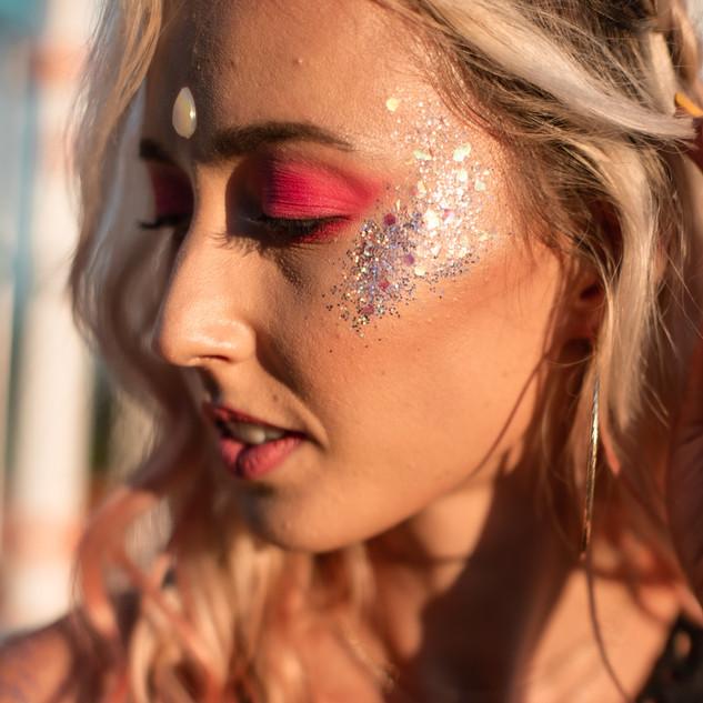 Paillettes / Festival / Coachella