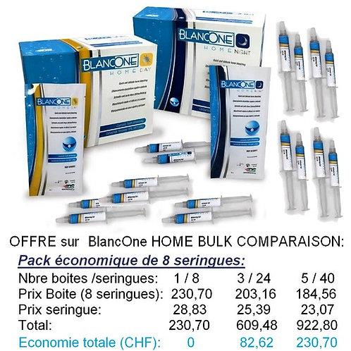 OFFRES BlancOne HOME BULK (8 seringues)