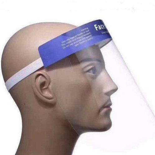 Visière Protège masque & face lot de  20