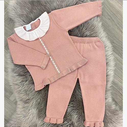 Granlei Dusty Pink Tracksuit