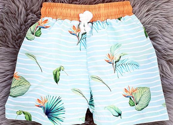 Meia Pata Tropical Shorts