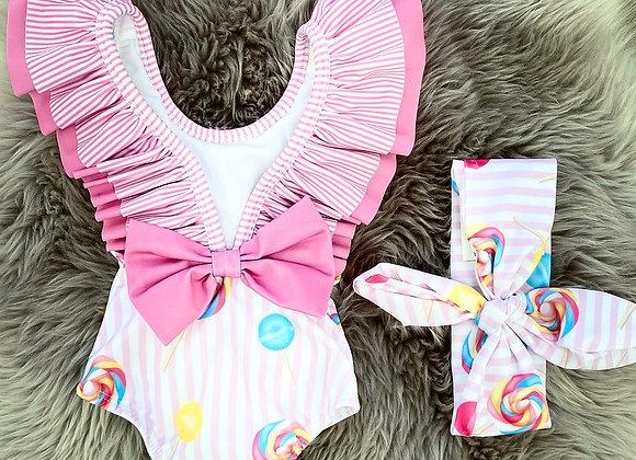Meia Pata Lollipop Costume