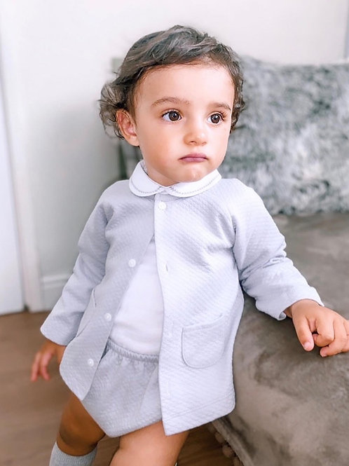 Babidu Grey 3 Piece