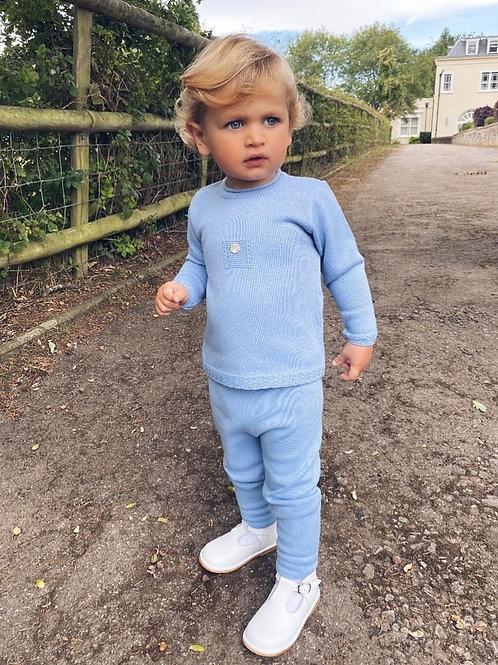 Granlei Baby Blue Tracksuit