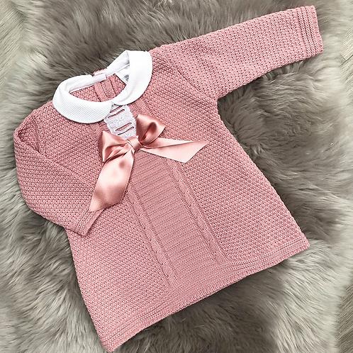 Matilda Dusty Pink Dress