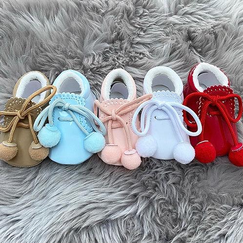 PomPom Pram Shoes