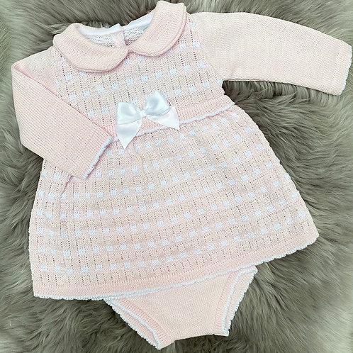 Betty Pink Dress Set