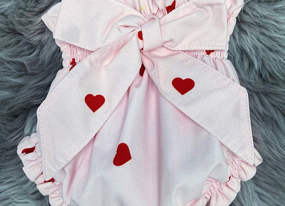 Luxury Love Heart Bloomers