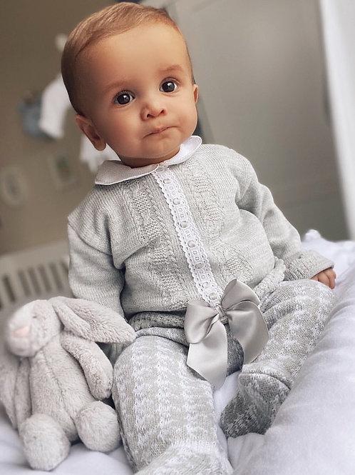 Cute Grey Knit