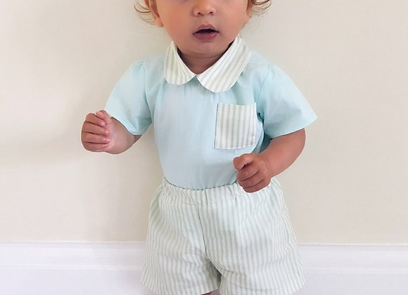BABIESINESSEX EXCLUSIVE BOYS OUTFT
