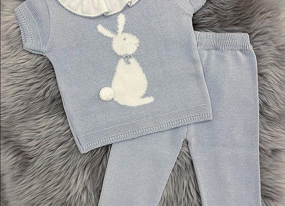 Granlei Grey Bunny 2 Piece