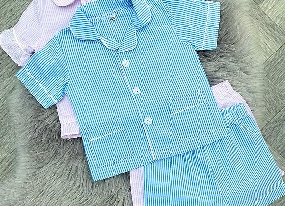Summer Stripe PJ's