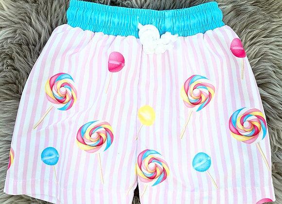 Meia Pata Lollipop Shorts