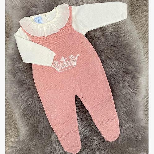 Granlei Baby Girl Crown 2 Piece