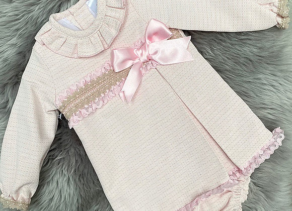 Tizzie Mae Dress&Bloomers