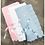 Thumbnail: Blue Bow Blanket