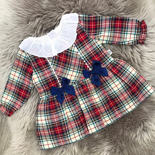 Sophie May Tartan Dress
