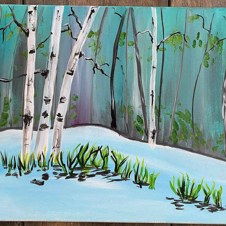 PAINT NITE @ Crazy 8 Billiards and Lounge