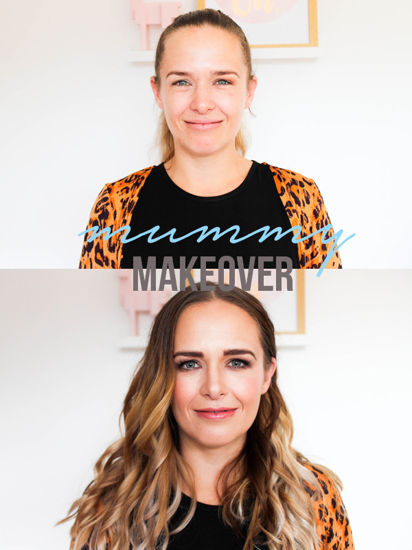 Mummy Makeover - Professional Makeup Artist