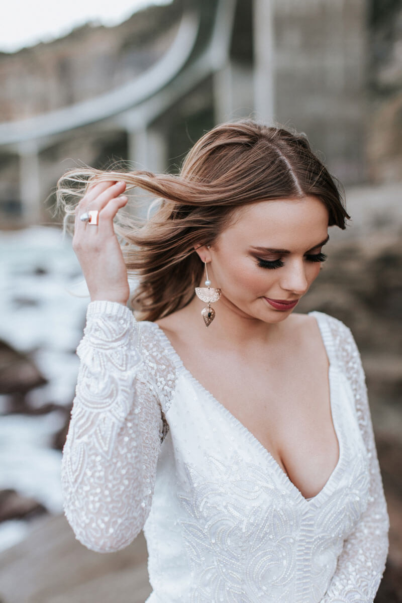 bridal makeup artist wollongong