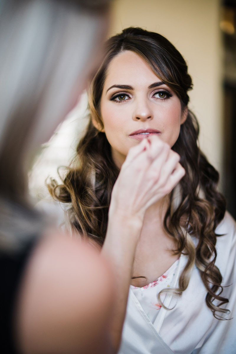 Wollongong makeup artist