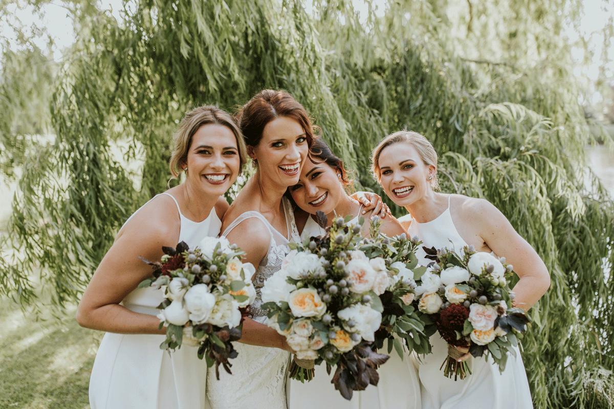 bridal party bowral