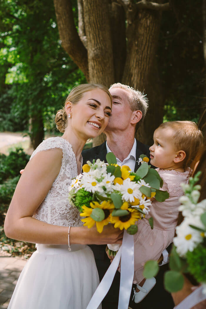 Bridal Makeup - Bowral Wedding