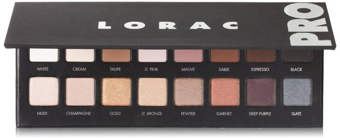 Makeup Artist Wollongong-Lorac Pro Palette