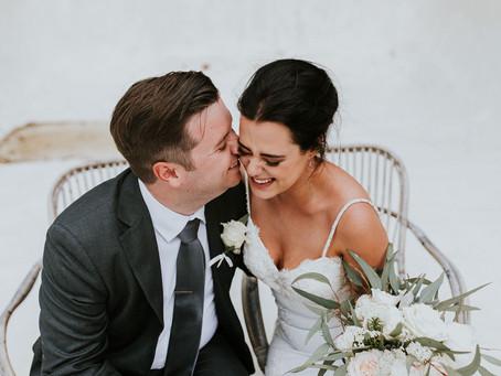 Robertson Wedding - Eva + Brad