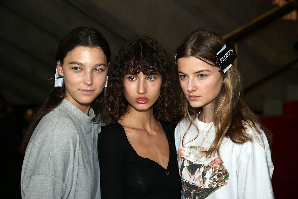Dion Lee Makeup Trends MBFWA Resort 17 and 18