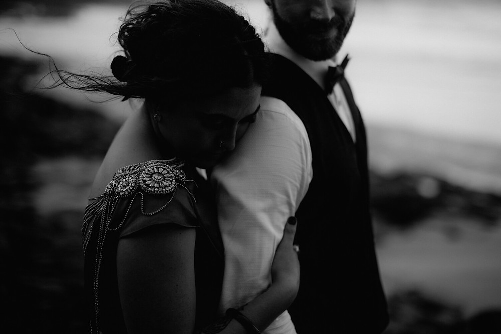 Love by the sea - Kiama Wedding