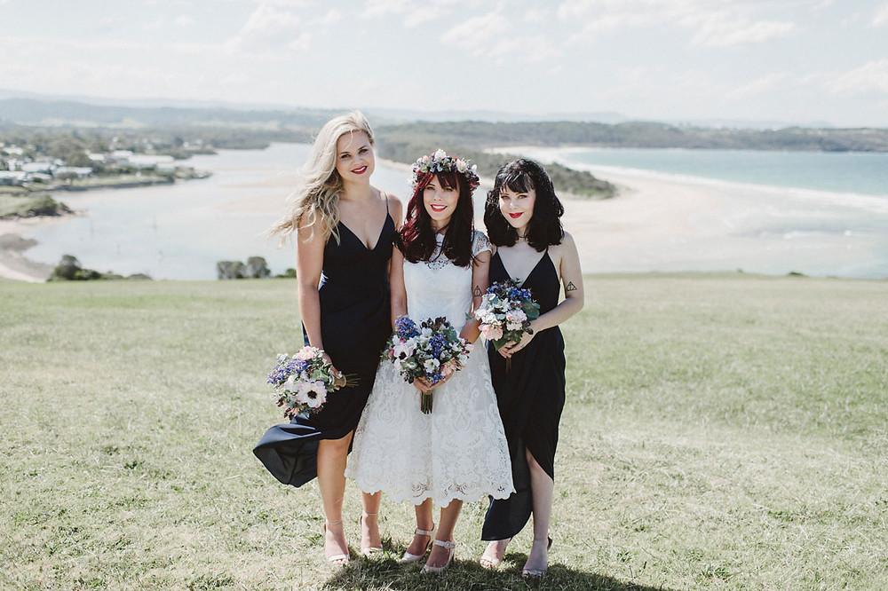 Bride & Bridesmaids Wollongong Lu Lu Makeup