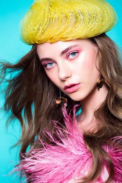 Lu Lu Makeup Artist - Editorial