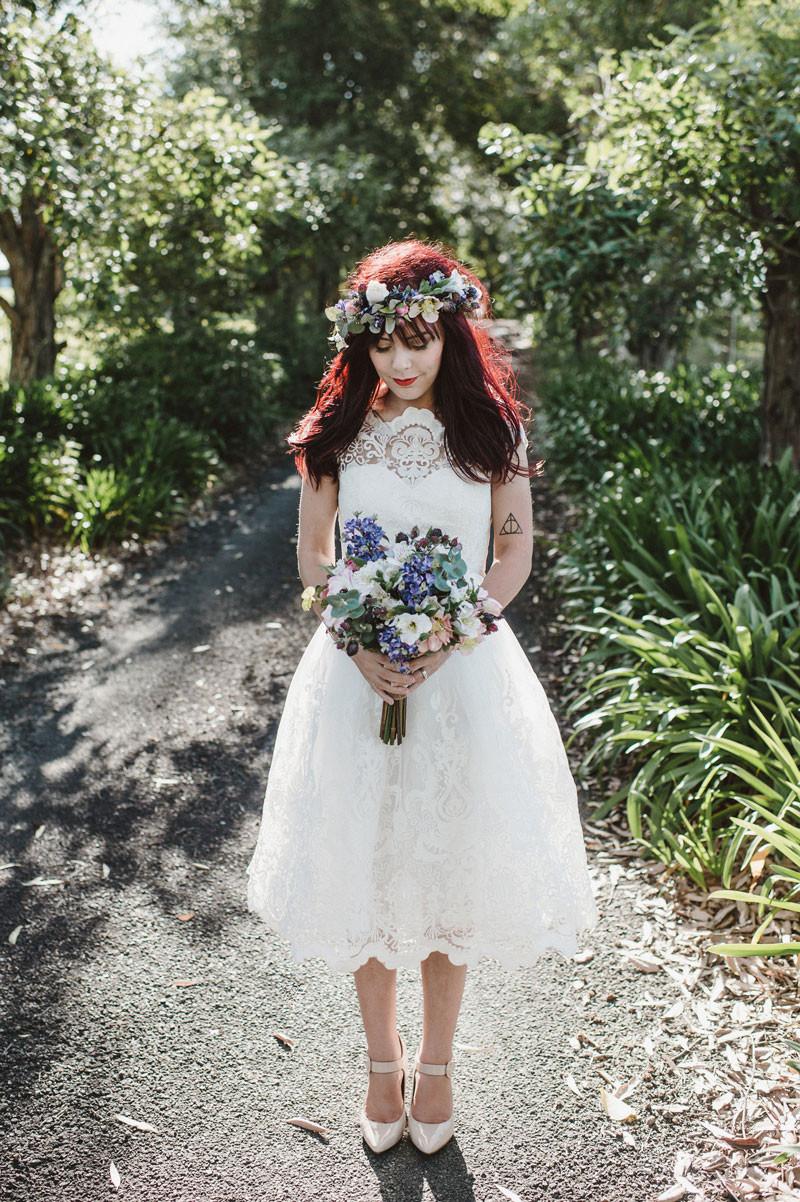 Cayce's Wedding - Makeup Artist - Lu Lu Makeup