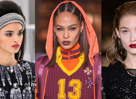 Makeup Trends - Paris Fashion Week 2017