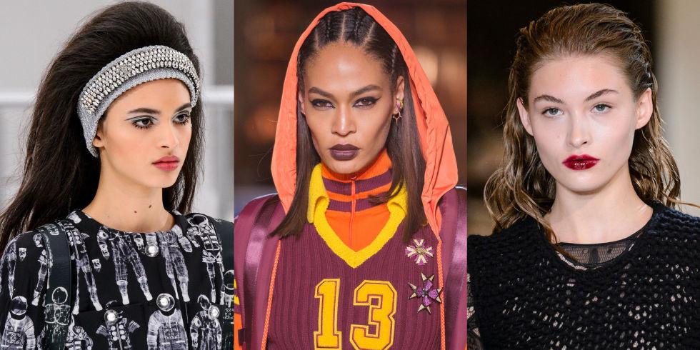 Makeup Looks Paris Fashion Week 2017