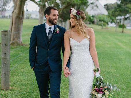 Milton Wedding - Clarissa + Mitchell