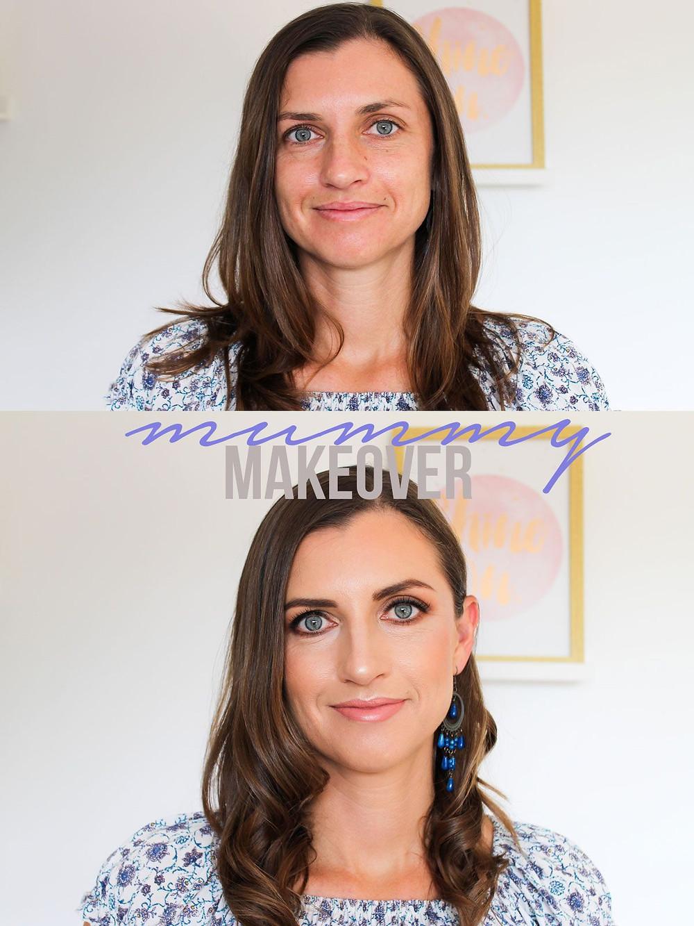 Lu Lu Makeup Artist_Mummy Makeover