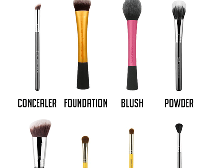 Makeup Brush Capsule