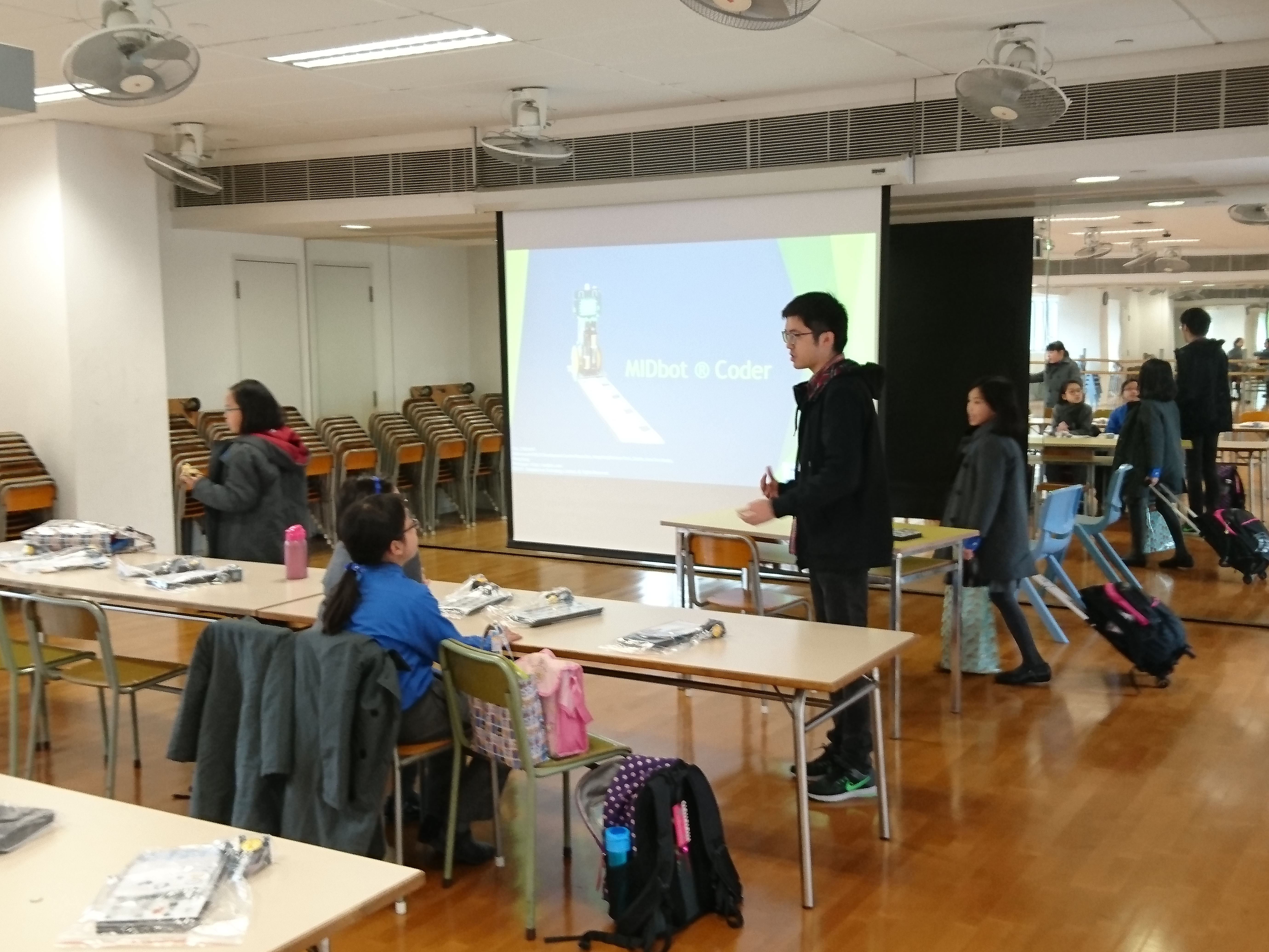 MIDbot Coder Experience Class@Dioces