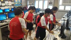 Robot Workshop@ HHCKLA Buddhist Chan