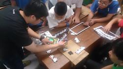 Robot Workshop@TWGHs Mr & Mrs Kwong