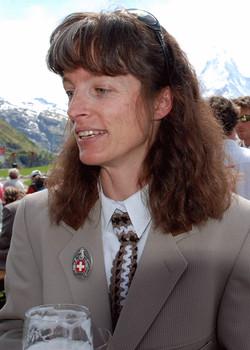 Präsidentin-Bettina