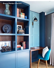 Emma Painter Interiors Home Office Design