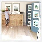 Emma Painter Interiors designs an artist's home