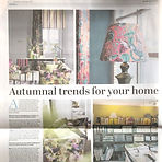 Emma Painter Interiors Autumnal trends for your home
