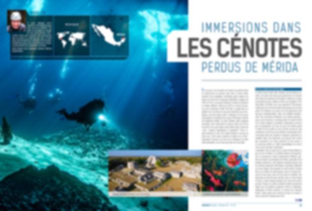 Magazine_Subaqua_N°275_Mexico_Yucatan-1.