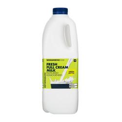 Fresh Full Cream Milk