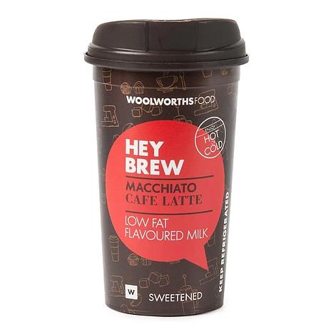 Macchiato Cafe Latte