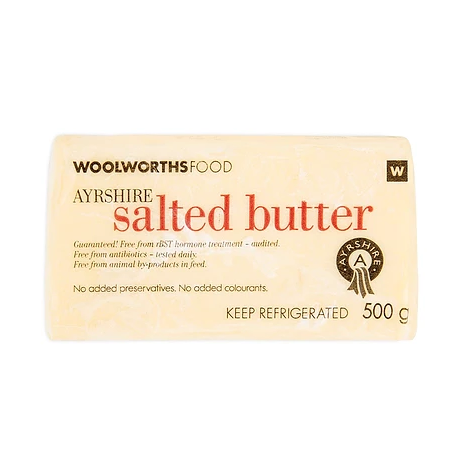 Ayshire Salted Butter